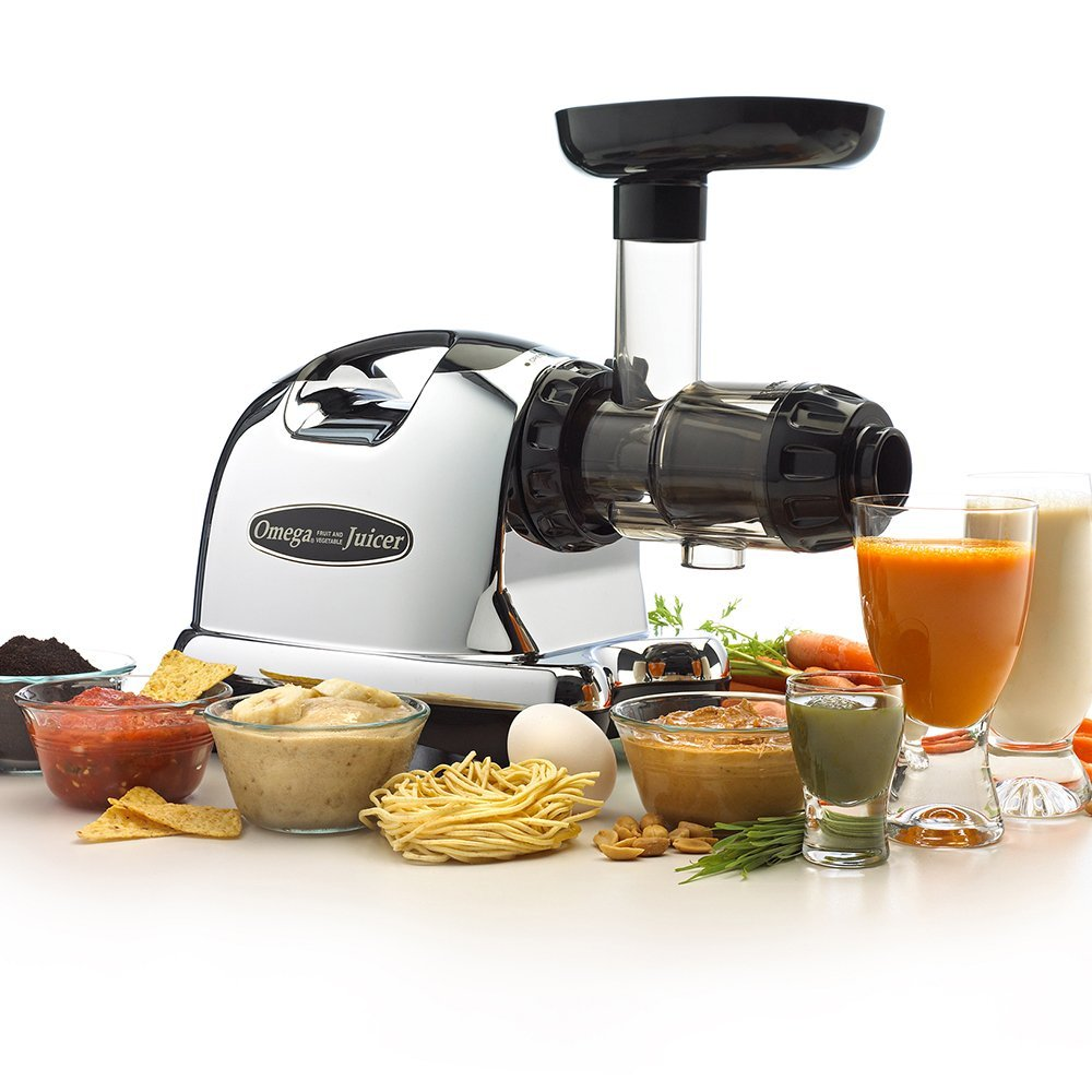 The Best Masticating Juicer Reviews : omega j8006 nutrition center juicer review - Juice Machine