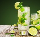 Juiced Virgin Mojito Cocktail